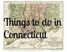 I have surprisingly done most of these when I've visited Cinnecticut <3 Things to do in Connecticut #connecticut #travel #vacation