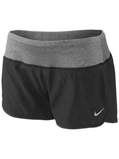 Nike running shorts. I will live in these this summer: