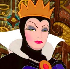 *THE EVIL QUEEN ~ Snow White and the Seven Dwarf's, 1937