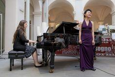 Conservatorio di Perugia –  Esibizione a Palazzo Mauri © Andrea Kim Mariani