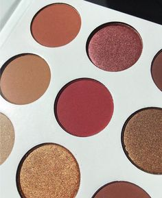 "The ""Burgundy"" Kyshadow Palette.  By Kyliecosmetic"