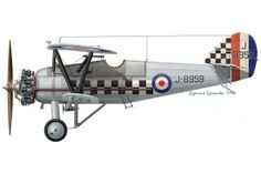 Armstrong Whitworth Siskin IIIA Siskin, Color Profile, Historical Pictures, Military Aircraft, Great Britain, Airplanes, Wwii, Baby Strollers, British