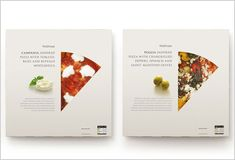 Waitrose Cutout Pizza Packaging Design 25+ Sour & Spicy Pizza Packaging Design Ideas