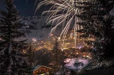 One more proof that New Year's Eve is an institution in Verbier. Perfect way to start 2017. Best wishes to all of you! #Verbier 📷 @theguyabroad  #switzerland #NYE #fireworks #feelthealps #swissalps #valais #winter #mountains