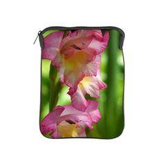 Blushing Summer Beauty iPad Sleeve