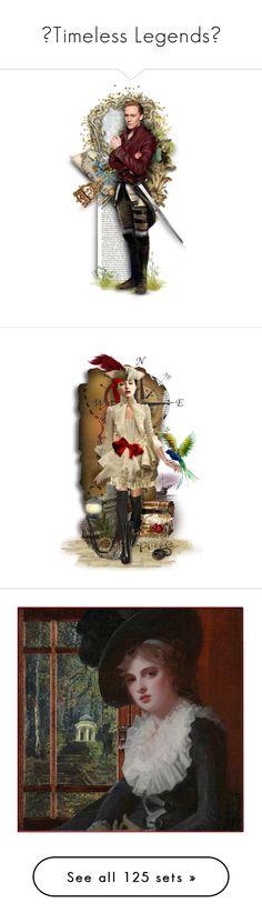 """♛Timeless Legends♛"" by cindu12 ❤ liked on Polyvore featuring art, artdoll, doll, dollset, artset, artexpression, chomiczynkadolls, dolls, mythology and BOTJAH01"