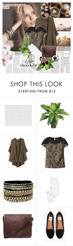 """""""when nothing goes right, go left."""" by tessa525 ❤ liked on Polyvore featuring PLANT, Antik Batik, Fantasy Jewelry Box, Tory Burch and Maison Margiela"""