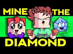 MINE THE DIAMOND (Minecraft Song) [Toby Turner ft. Terabrite] - YouTube