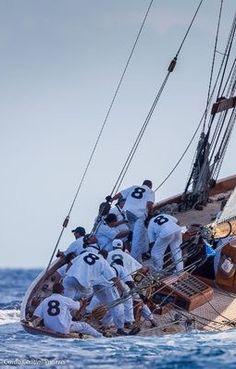 Sailing - Moonbeam IV