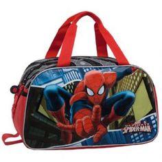 Disney Spiderman 28L Bolsa de Deporte de Viaje