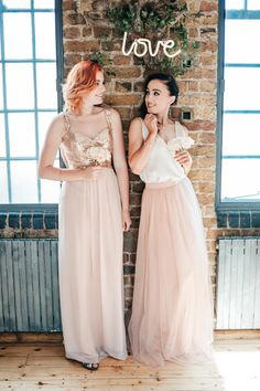 Matchimony takes away all your colour headaches with tailor made Bridesmaid Dresses and wedding items all using the exact same fabric. Bridesmaid Outfit, Bridesmaids, Bridesmaid Separates, Your Perfect, Perfect Wedding, The Incredibles, Colours, Gowns, Bridal