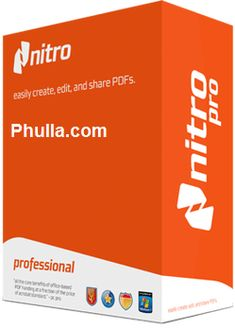Nitro Pro Enterprise 11.0.8.469 Crack + Keygen ! [LATEST] | Phulla.com