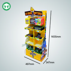 China customized candy retail store display stands suppliers and Display Boxes, Display Stands, Pallet Display, Display Shelves, Postcard Display, Funko Pop Toys, Custom Candy, Point Of Purchase, Drawing Base