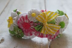 Yo-Yo headband - so springy