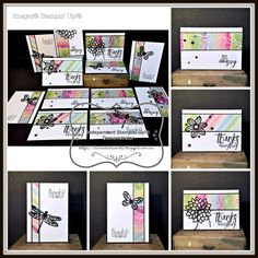 Welcome back crafty people.. Today the CC's team are hopping with special guest Lea Denton We have all chosen a project of Lea's to CASE ...