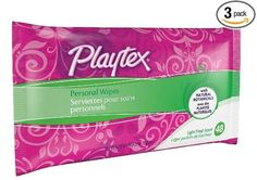 Price: [price_with_discount] Playtex Personal Cleansing Cloths Refill Pack, Fresh Scent, Package (Pack of botanicalsSoft flushable clothAlcohol free and hypoallergenic for… Feminine Wipes, Feminine Hygiene, Best Spf, Shaving Tips, Heath And Fitness, Sport Body, Wet Wipe, Best Beauty Tips, Face Skin Care