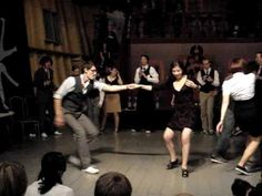 lindy hop = happiness. thats the dancing style of the 1920's