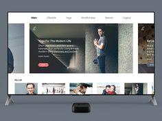 Conscious 2 tvOS App by Rasmus Anker