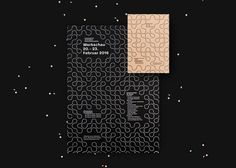 Werkschau 15/16visual identity for the graduation show at the University of Applied Sciences Constance, based on the concept of circulating semesters. Including silk-screen printed invitationcards, posters and certificates. We also managed to create a c…