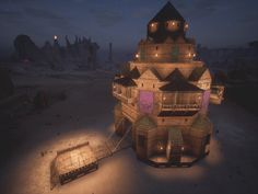 Link to my current Survey regarding a Server Today we will be building this beauty! The reason i came up with that tower was, that I saw a lot of round boring towers on my current Server, i then we… Conan Exiles, Balcony, Video Games, Base, Building Ideas, Towers, Gaming, Aesthetics, Projects