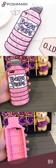 boy tears iphone  case !!iphone 6/6s or iphone 6/6s plus case,iphone 7/8 ,iPhone7 plus / 8 plus !!pattern is shown as the first pic show !!High quality silicon case !!next day shipping Accessories Phone Cases