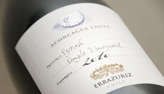 Errázuriz Single Vineyard Aconcagua Costa Syrah 2010, Valle del Aconcagua