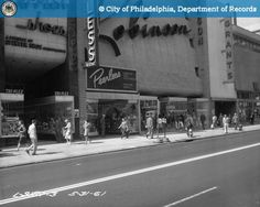1000 images about philadelphia in the 1950 39 s 60 39 s and 70 for Roosevelt motor inn philadelphia pa