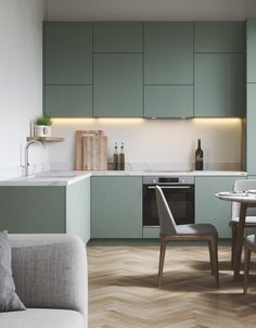 L-shaped kitchenshave a sensible and desirable format, and thesekitchen ideasshow how you can make yourL-shape kitchenwork at its best and look its best. #lshapedkitchenbrown