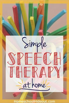 Speech therapy at home doesn't have to be hard. With easy access to websites, games, books, apps and toys, even the weary can do it! Speach Therapy For Toddlers, Speech Therapy Toddler, Toddler Speech Activities, Aba Therapy Activities, Preschool Speech Therapy, Speech Therapy Activities, Speech Language Therapy, Speech And Language, Toddler Learning