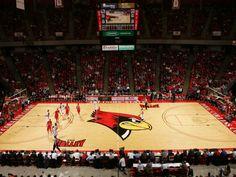 Illinois State University, Redbird Arena