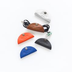 Cord Tacos.  Anything that organizes my cables and looks like food has to be awesome.  Cord Taco 5-Pack from www.thisisgrouind.com for $29