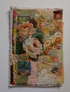 Use some Grandma Swinson fabrics and these churn dash blocks. Use some Grandma Swinson fabrics and these churn dash blocks. the woolly dog: the knitting and sewi Small Quilts, Mini Quilts, The Wooly, Fabric Journals, Textiles, Textile Artists, Fabric Art, Fabric Scraps, Collage Art