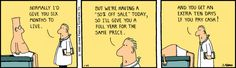 Special Offers! - The Dilbert Strip for January 23, 1990