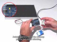 Arduino Solar Panel Module!