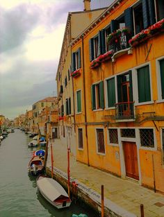 On the edge of the Jewish Ghetto - Venice is a city with so many secrets...discover them all!!