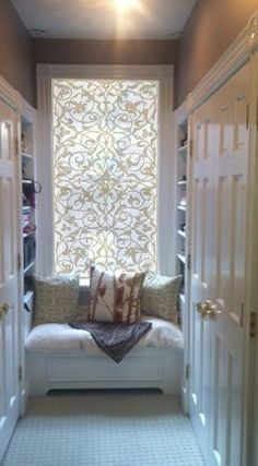 lace decal vertical blinds - Google Search