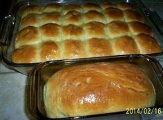 Cooking & Recipes: Homemade King Hawaiian Rolls & Loaf