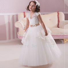 Resultado de imagen para vestidos elegantes largos PARA NIÑA DE 10 AÑOS