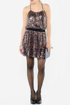 Parker - Sequin Cami Dress