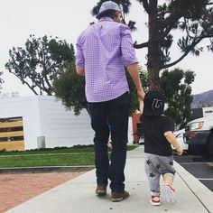 "Sarah Wright Olsen on Instagram: ""Tinkle tinkle little star... #littlebear #dada #bestdays"""