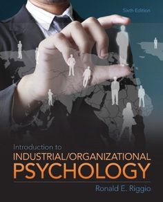 Introduction to Industrial and Organizational Psychology, 6th Edition - http://www.healthbooksshop.com/introduction-to-industrial-and-organizational-psychology-6th-edition/