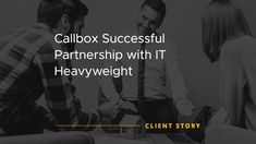 Find out how Callbox team generated a total of 456 leads for an IT client targeting ERP software services to integrate all data and processes of the organization into a unified system. Information Technology, Lead Generation, Case Study, Software, Campaign, Success, Organization, Range, Internet