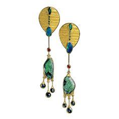 Earrings - Peter Schmid - Atelier Zobel - Constance