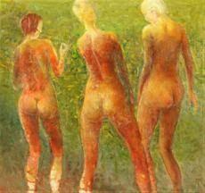 vladimír sychra malíř - Hledat Googlem Galerie D'art, Charms, Painting, Women, Painting Art, Paintings, Painted Canvas, Drawings, Woman