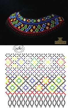 Дыхание Бисера's photos Diy Necklace Patterns, Beaded Jewelry Patterns, Beading Patterns Free, Beading Tutorials, Seed Bead Projects, Zulu, Bead Weaving, Inspiration, Beads Tutorial