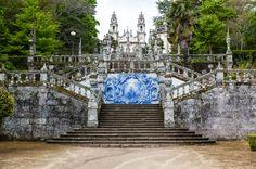 Douro: Santuário Nossa Senhora dos Remédios