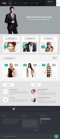 Vera – Responsive e-Commerce Theme