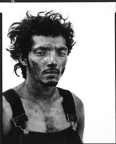 Flores del Fango: 'In The American West' | Richard Avedon