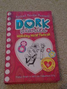 Dork diaries Rachel Renee Russell