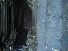 Inside Fingals Cave Fingal's Cave, Scotland